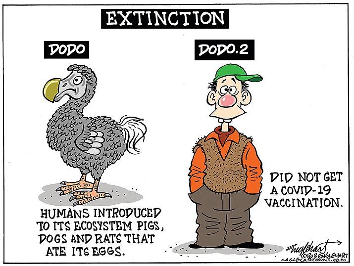 Editorial Cartoon | April 28, 2021