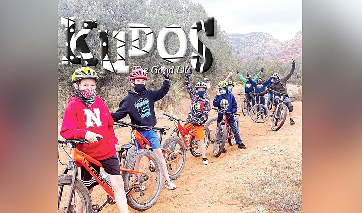 Riding happy through the pandemic, December 2020: Sedona Area Youth.