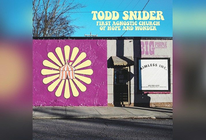 Todd Snider's new album is different from anything he has done before.