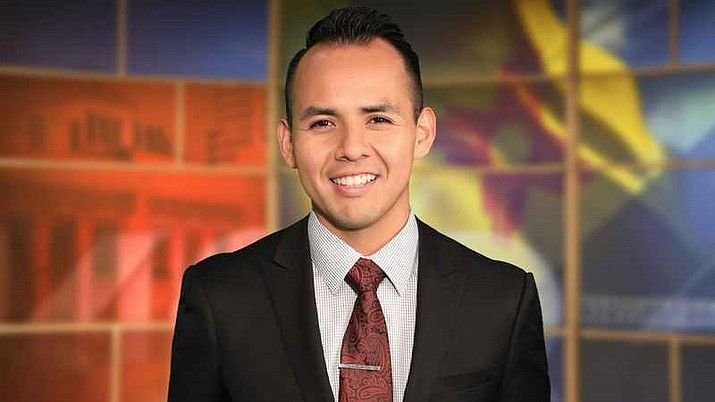 News anchor and journalist Colton Shone (above) and long-time physician Dr. Michael Tutt (below) will serve as 2021 Diné College commencement speakers. (Photo/Diné College)