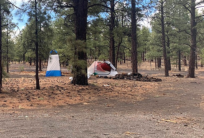 The body of a missing Oregon woman was found in the Fernwood area near Flagstaff April 27. (Photo/CCSO)