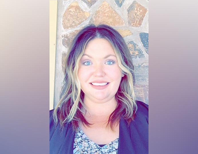 On July 6, Madisen Westcott will officially replace Steve Doerksen as principal at Clarkdale-Jerome. Courtesy photo