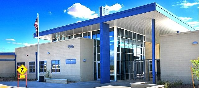 Vail Academy and High School is a small school in the Vail School District. (photo/VUSD)