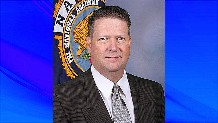 Steven Roser joined the Prescott Valley Police Department in 2019 as the new chief. (Courtesy)