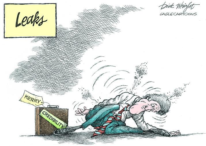 Editorial cartoon (2): April 30, 2021