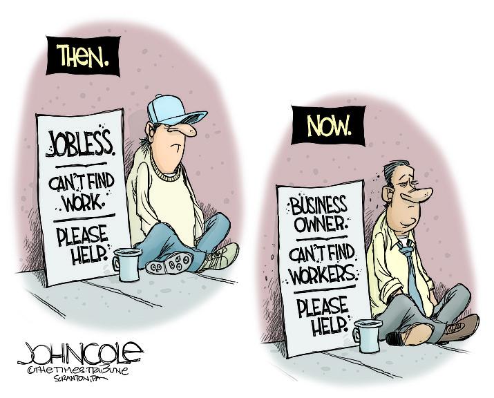 Editorial cartoon (1): April 30, 2021