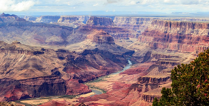 The Colorado River in Grand Canyon National Park. (Adobe Stock)