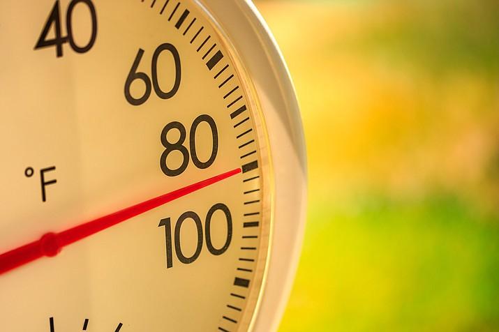 Temperature dips and spikes within the past week are part of a normal springtime fluctuation for Northern Arizona, according to meteorologist David Byers of the National Weather Service. Adobe stock image