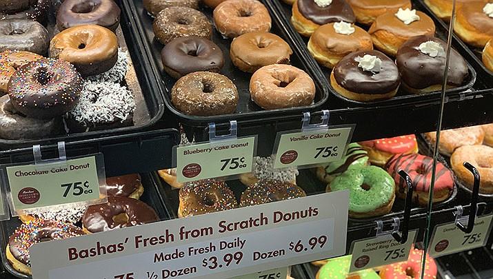 Bashas' is seeking entries for its annual Bashas' Donut Flavor Craze Contest. (Photo courtesy of Bashas')