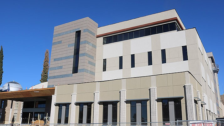 National Law Day will be observed on the lawn of the new Mohave County Superior Courthouse on Monday, May 3. (Miner file photo)