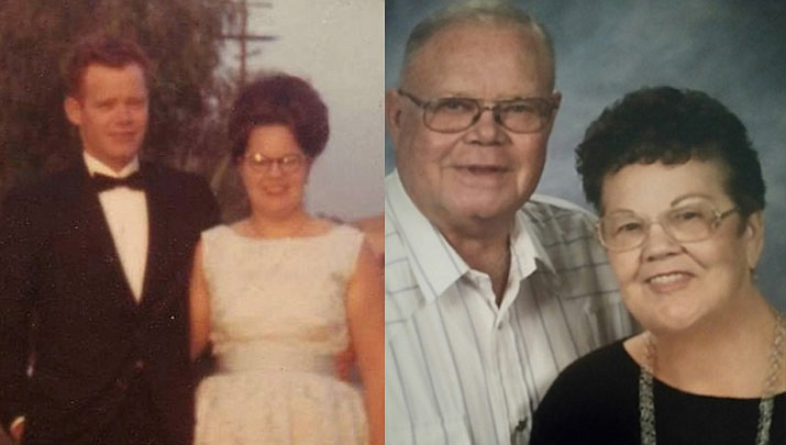 Ronald Smith Sr. and Marsha Smith of Golden Valley celebrated their 60th Wedding Anniversary on April 29, 2021.