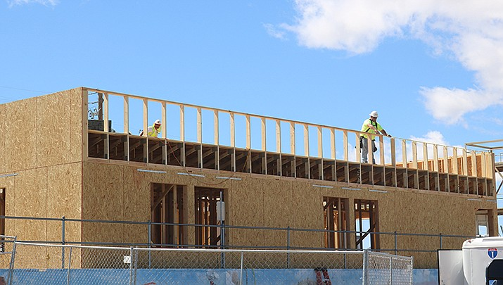 The City of Kingman issued 20 building permits in the week ending Thursday, April 29. (Miner file photo)