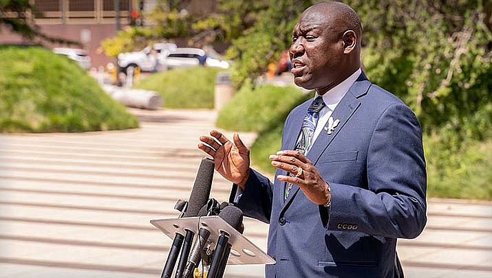 Attorney Ben Crump is earning notoriety for his defense of families with loved ones who were killed by police officers. (Photo by Chad Davis, cc-by-sa-2.0, https://bit.ly/2RmBvl6)