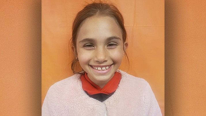 Mia Lowe of Del Rio School is the Chino Valley Unified School District Student of the Week for May 6, 2021. (CVUSD)