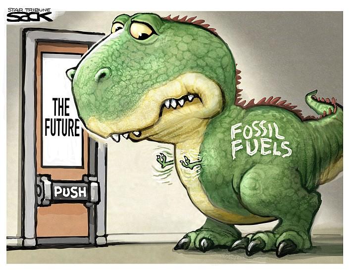 Editorial cartoon (2): May 4, 2021