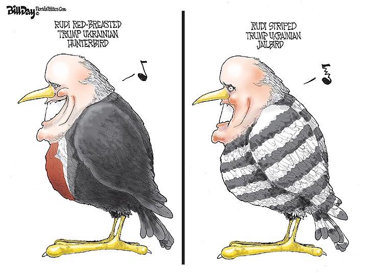 Editorial Cartoon | May 5, 2021