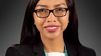 Arizona State Rep. Jasmine Blackwater-Nygren points to successes this year photo
