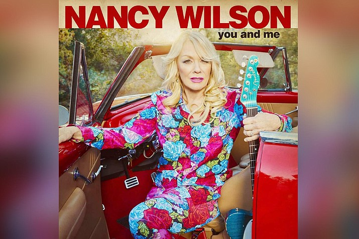"""You and Me"" is Nancy Wilson's very first solo studio album."
