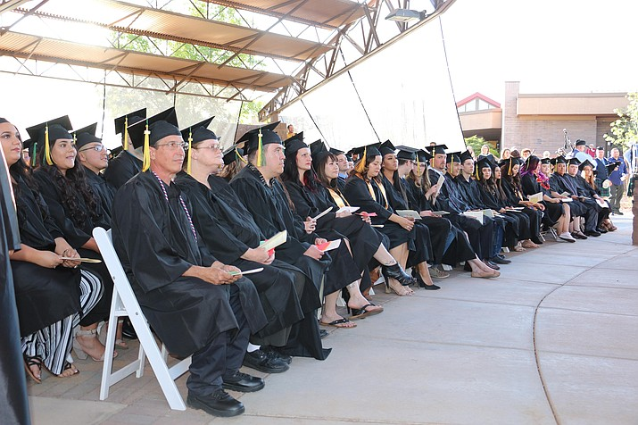 More than 350 Verde Valley area students will graduate from Yavapai College on May 8 at the Sedona Performing Arts Center. Courtesy photo