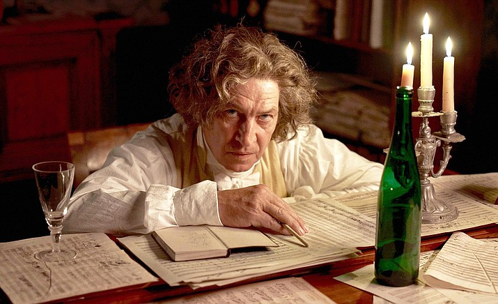 """The Sedona International Film Festival will present """"Louis van Beethoven,"""" May 7-13 at the Mary D. Fisher Theatre."""