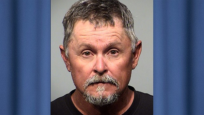 Clint Hughes, 51, of Dewey. (PVPD)