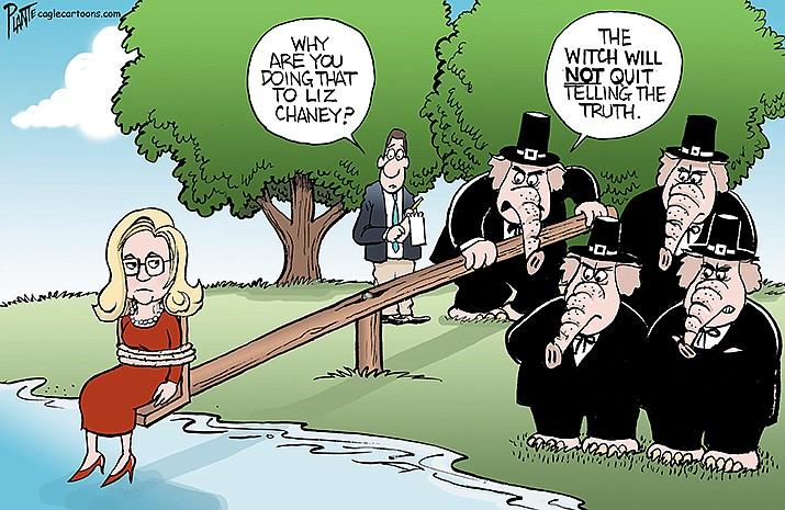 Editorial Cartoon | May 7, 2021