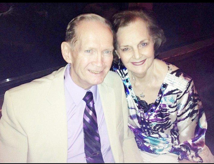 Raymond and Peggy Angus are celebrating their 69th wedding anniversary.