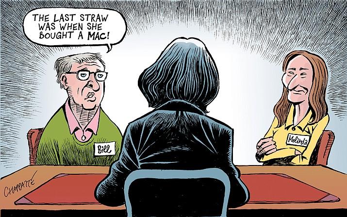 Editorial cartoon (2): May 9, 2021