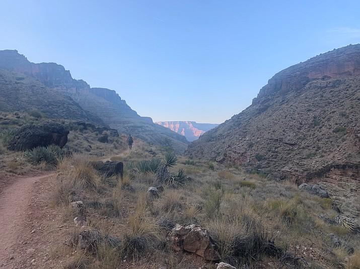 Grand Canyon National Park. (Loretta McKenna/WGCN)