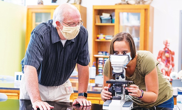 Thursday, the Mingus Union School Board will hear about recent additions to guidance from the Centers for Disease Control. Adobe Stock Image
