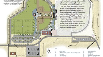 Town Council to consider funding for reclaimed water lines, parking and soccer/football fields for Camp Verde Sports Complex photo