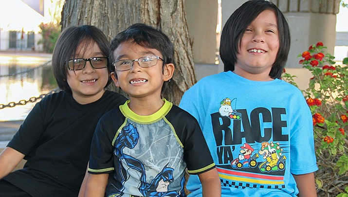 Get to know Joseph, Joe and Josiah at https://www.childrensheartgallery.org/profile/joseph-joe-josiah other adoptable children at childrensheartgallery.org. (Arizona Department of Child Safety)