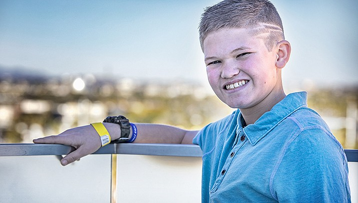 Get to know Jayden at https://www.childrensheartgallery.org/profile/jayden and other adoptable children at childrensheartgallery.org. (Arizona Department of Child Safety)