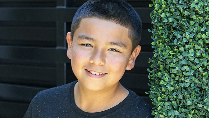 Get to know Joebert at https://www.childrensheartgallery.org/profile/jobert other adoptable children at childrensheartgallery.org. (Arizona Department of Child Safety)