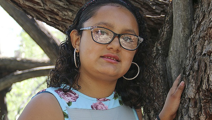 Get to know Martha at https://www.childrensheartgallery.org/profile/martha other adoptable children at childrensheartgallery.org. (Arizona Department of Child Safety)
