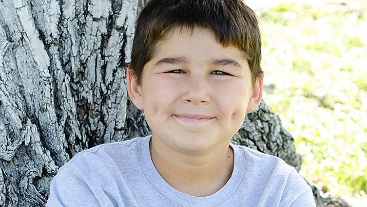 Get to know Owen at https://www.childrensheartgallery.org/profile/owen-g other adoptable children at childrensheartgallery.org. (Arizona Department of Child Safety)