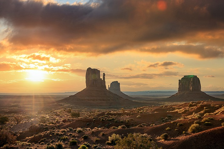 The Navajo Nation moved to Stage 1 fire restrictions May 17. (Photo/Adobe Stock)