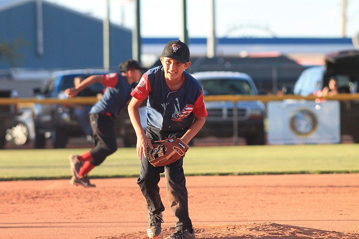 The Williams Little League teams played May 11 in Williams. (Loretta McKenney/WGCN)