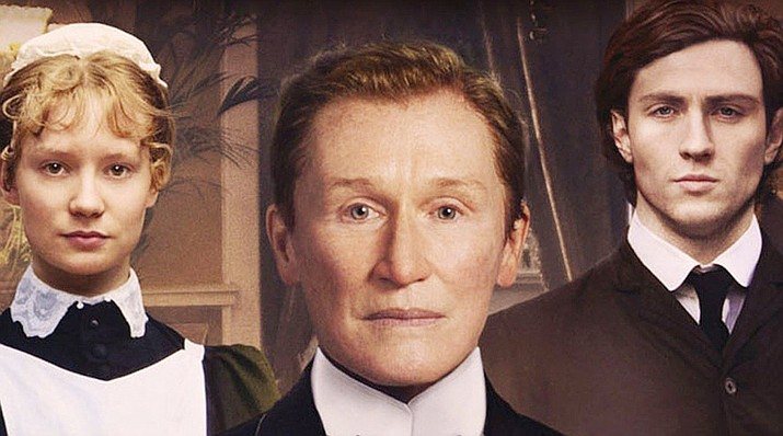 In 19th-century Ireland, painfully shy butler Albert Nobbs (Glenn Close) hides an incredible secret: He is really a she. Terrified that someone will discover her identity, Albert keeps a very low profile, until the arrival of Hubert Page (Janet McTeer) registers a sea change in Albert's life.