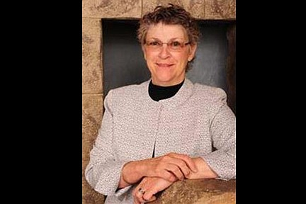 Dr. Shonny Bria, Grand Canyon School Superintendent. (Photo courtesy of Grand Canyon School)
