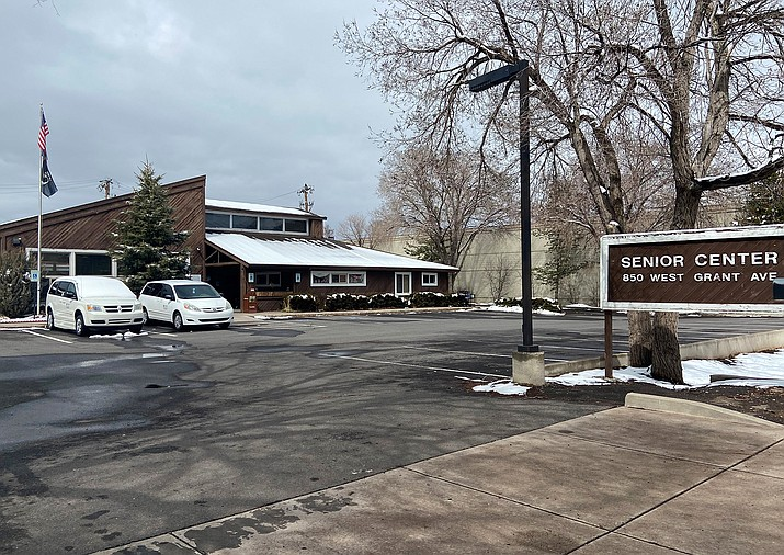 The operation of the Williams Senior Center has become a point of concern for some community members. (Wendy Howell/WGCN)