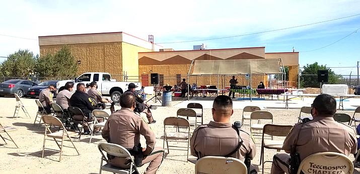 (Photos/Navajo Police Department)