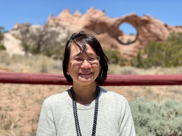 Elizabeth Begay will serve as acting controller. (Photo courtesy of OPVP)
