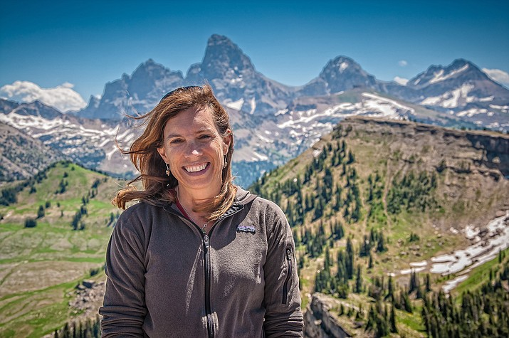 """""""After a few decades of hiking and mountain biking the West, I've learned the trick is to search out the obscure, the not-quite-as-beautiful, the off-season or the remote. If I've chosen well, I may not see another human all day."""" — Molly Absolon (Courtesy)"""
