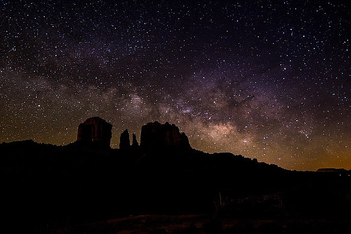 Camp Verde Community Library is collaborating with the Camp Verde Dark-Sky Community to host an in-person Star Party on Friday, June 11 starting at 5:30p at Rezzonico Family Park and inside the library.