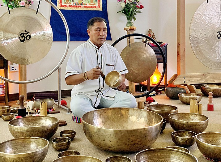 Founder of the Colorado State and Department of Education accredited Atma Buti Sound and Vibrational School in Boulder, Colorado, Suren Shresta has trained sound healing practitioners and private individuals in self-healing world over.