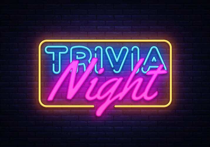 Main Stage is bringing back Thursday night trivia, hosted by Penny Smith, starting June 3 at 7 p.m. Adobe stock image