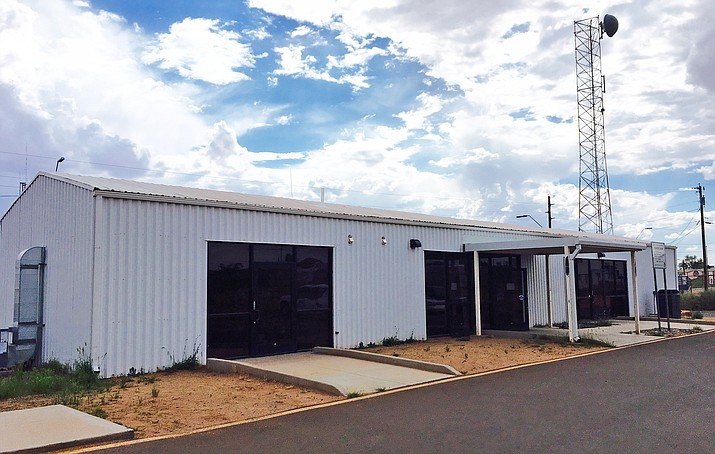 The Tuba City MVD offices will close June 3-8 so an interior remodel can be completed to make the space more comfortable for visitors. (Photo/ADOT)