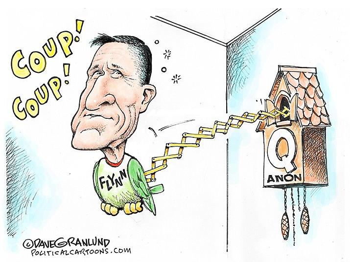 Editorial Cartoon | June 4, 2021