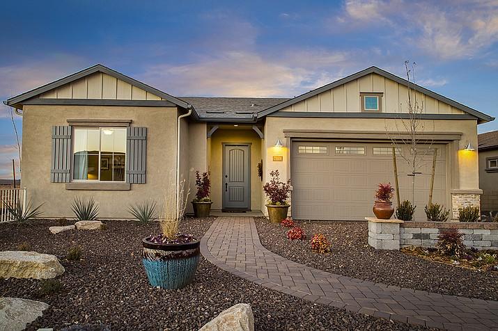 7820 E. Talking Iron Lane, Prescott Valley (Dorn Homes/Courtesy)